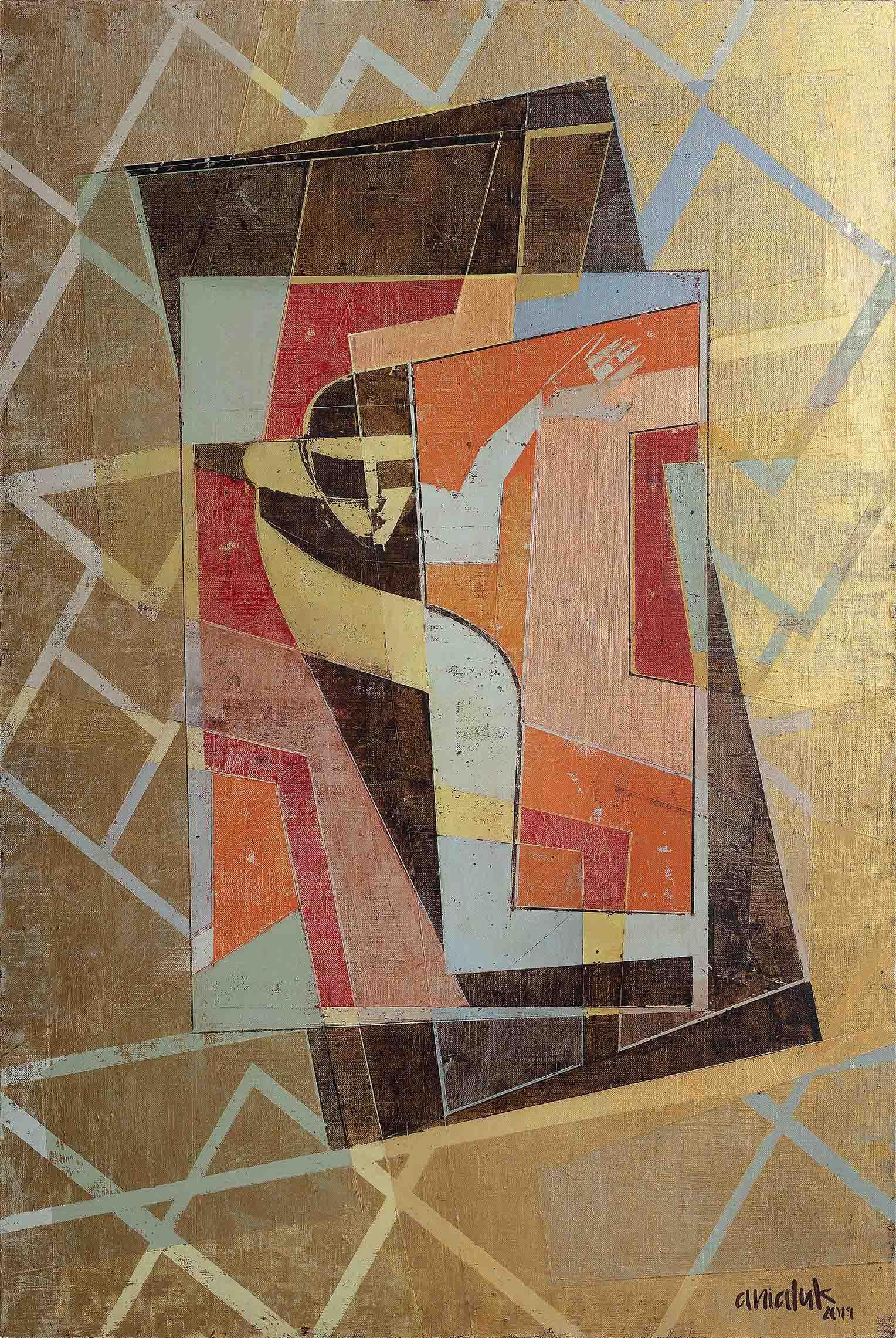 Art Deco by ania luk