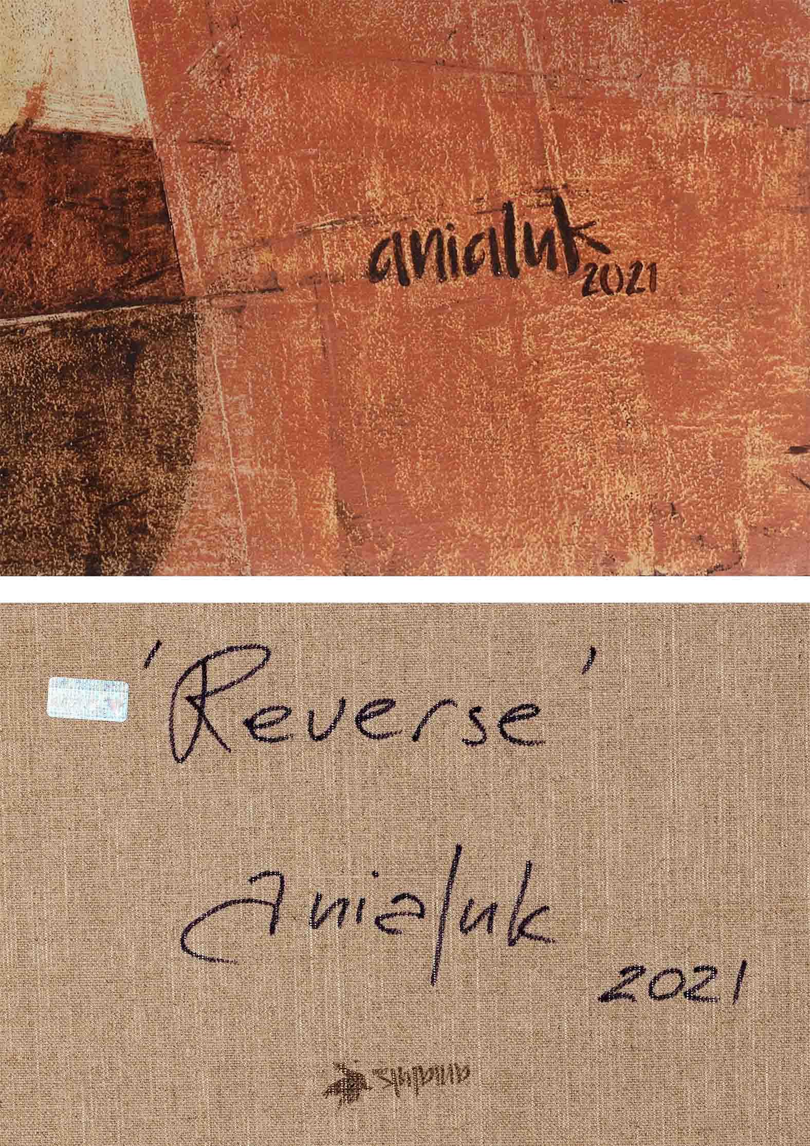 Reverse signature and stamp